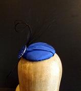 Silk Cocktail Hat