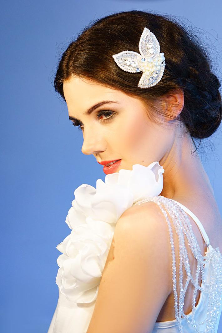 Bridal Dreams on perfect hair by Expose Akcesoria Magda Zgórska