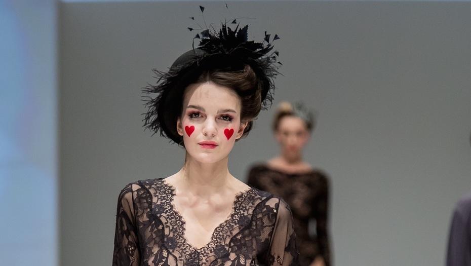 Black hat by Anastasia Frei