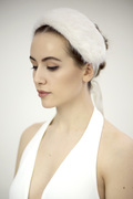 Issa Faux Fur Headband