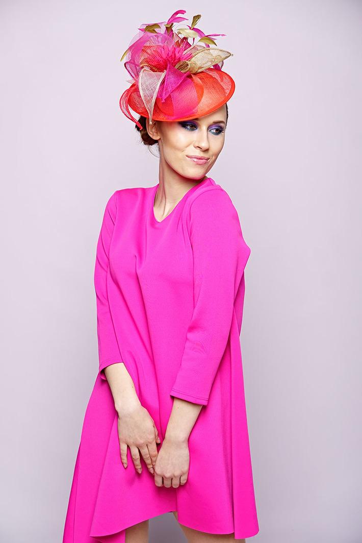 Beautiful day to wear a hat! - by Magda Zgórska exposeakcesoria.pl