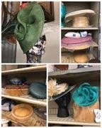 Hats Drying