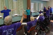 Tai Chi-Qigong for Wheelchairs