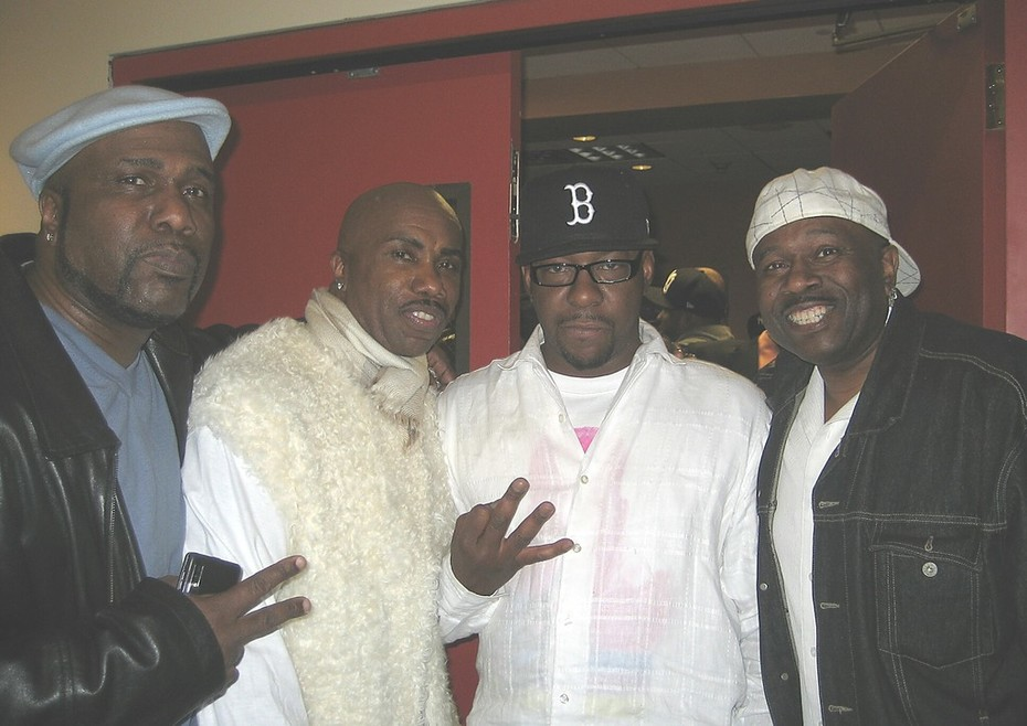 B-Fine, Bobby Brown & Bowlegged Lou