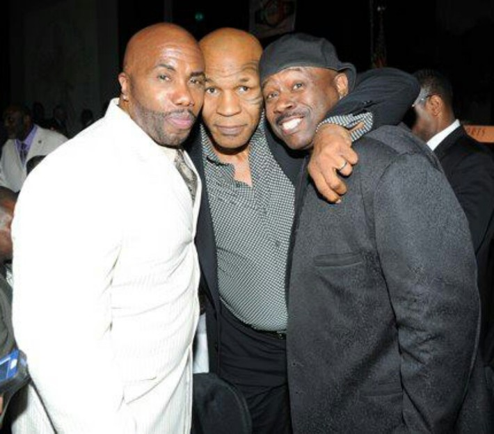 Paul Anthony, Mike Tyson & Bowlegged Lou