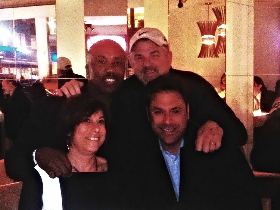 Ken Rose, Amie Goldman & Steve Roth