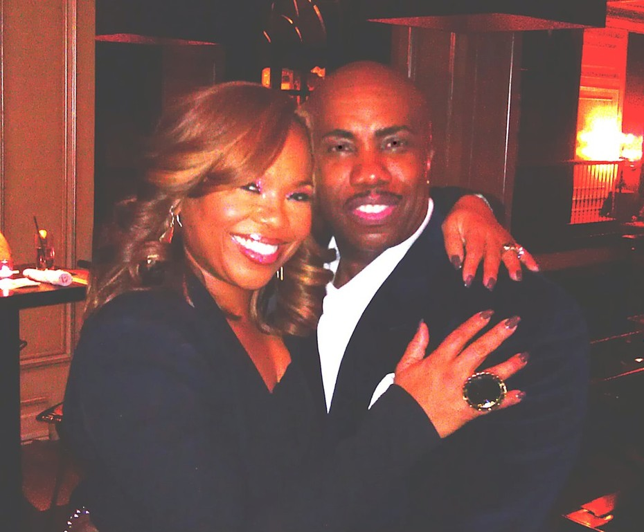 Paul Anthony & Mona Scott Young
