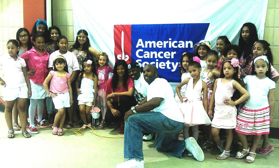 ACS Cancer Survivors Day in Harlem 2012