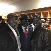 Paul Anthony, Cedric the Entertainer and Bowlegged Lou