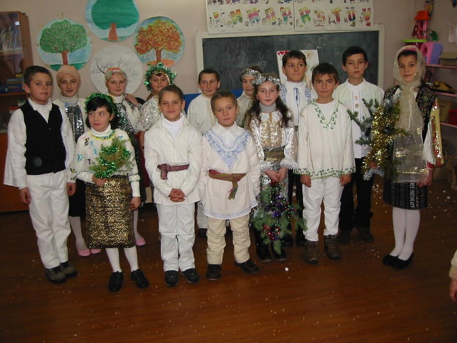 Elevii mei - strănepoții babei Vrâncioaia (I)