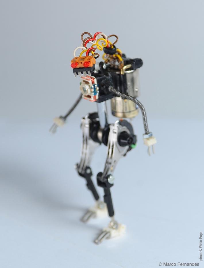#R³bot zeropointtwo DGT
