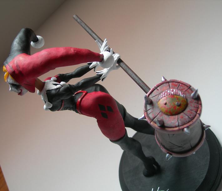 Harley sculpture mallet
