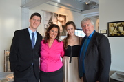 Collier family, Clayton, J.P., Tricia, Patrick