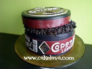 Copenhagen LC Birthday Cake