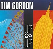 "Tim Gordon ""Up & Up"" CD Cover"