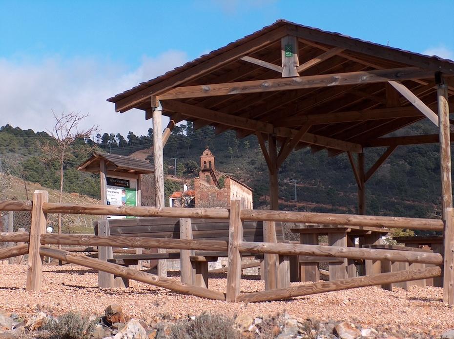 PN. Valle de Alcudia y Sierra Madrona Merendero