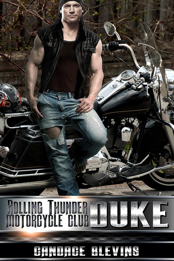 Duke - Rolling Thunder Motorcycle Club #1