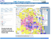 T/MC use of GIS maps - archive