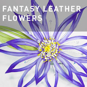 D13 - FANTASY LEATHER FLOWERS