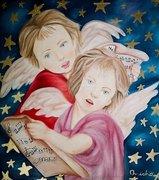 ANGELES Y ELEMENTALES
