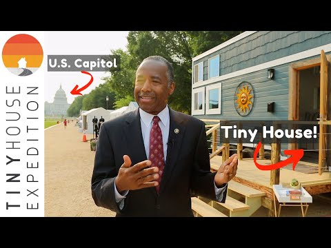 Innovative Tiny Houses in Washington DC Make A BIG Impact