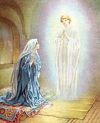 Anunciação do Anjo Gabriel a Virgem Maria