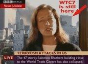 Building 7 (WTC7) still standing