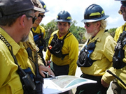 Fire planning in Florida