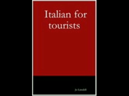 Italian for tourists trailor