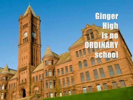 Book Video Trailer: Ginger High
