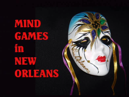 DIVA, a New Orleans crime thriller