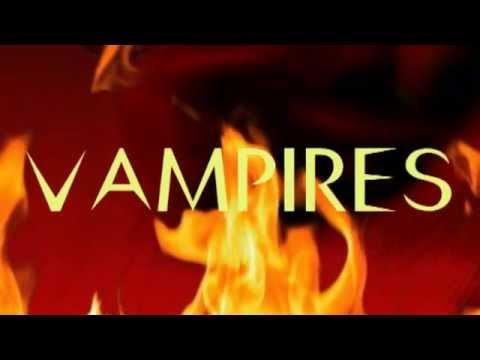 Real Demons: Between Humans and Vampires Book Video