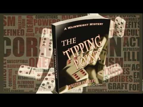 The Tipping Point - Walter Danley, Author - Action Adventure Romance