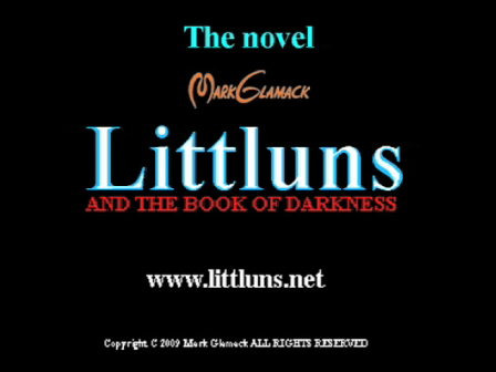 """Littluns: And the Book of Darkness"""