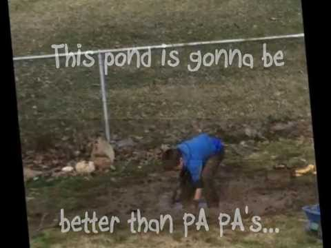 The Pond Saga Continues http://www.thelindenchronicles.com 04102013