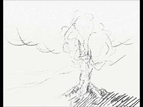 Teckna bättre - Lektion 2: Landskaps- och trädteckning, del 1