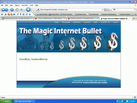 Why Members Should Use The Magic Internet Bullet