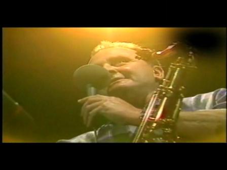 Stan Getz - VOYAGE - Copenhagen - 1987
