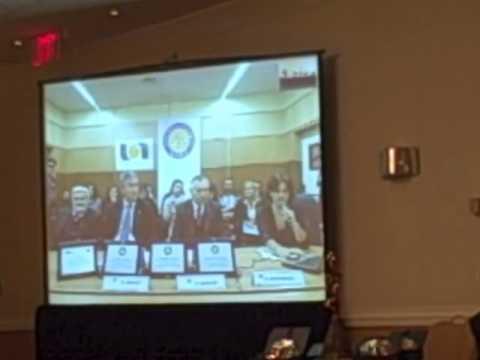 Videoconferenza  NIAF Washington-CROM di Mercogliano (AV)