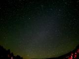 Milky Way Rises over Texas