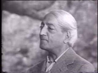 "Jiddu Krishnamurti ""The Real Revolution"""