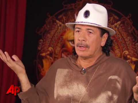 Santana: 'Mr President, Please Legalise Pot'