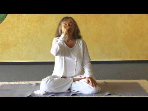 Anuloma and Pratiloma Viloma Variations - Yoga Breathing Exercises
