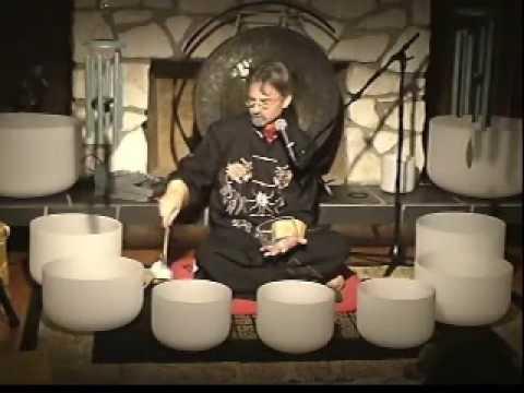 Crystal Bowl Meditation