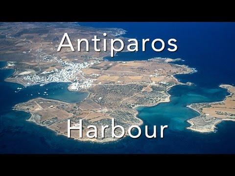ANTIPAROS Harbour - Αντίπαρος
