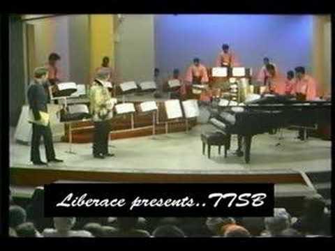 Trinidad Tripoli Steelband&Liberace Sabre Dance David Frost