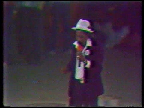 """Pan in Danger"" by Merchant (T&T Dimanche Gras 1985)"