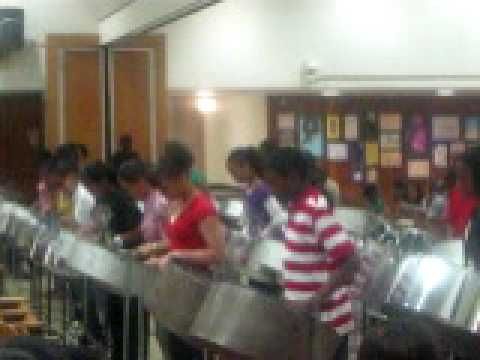 Philippa Schuyler Middle School for the Gifted and Talented I.S. 383 Major Steelpan- Michael Jackson- Smooth Criminal
