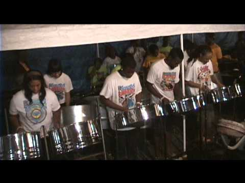 Sonatas Steel Orchestra - Mi Tierra