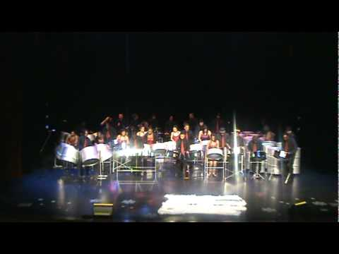 Souls Of Steel Orchestra - Musical Director Andre Rouse - Part 2.  Serenata Notturna and Monat  Mai.
